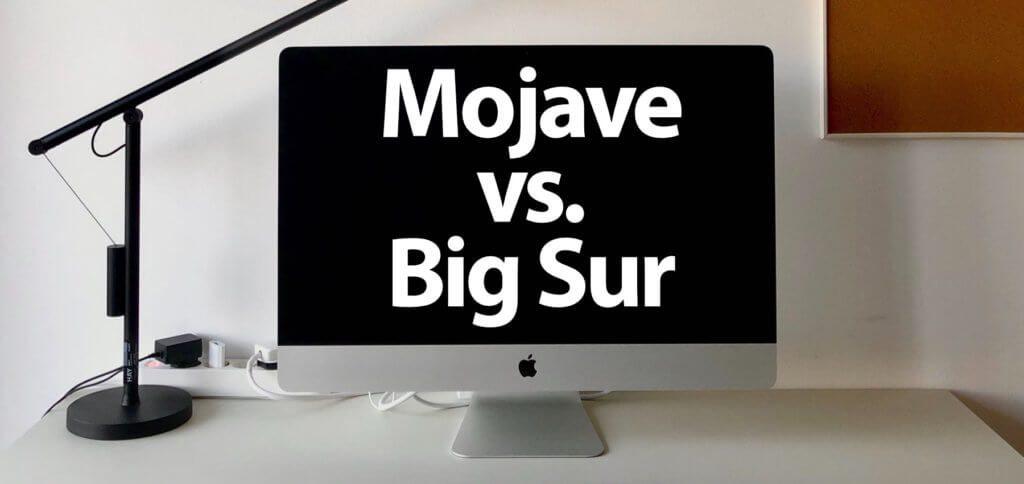 Lohnt das Upgrade von Mojave zu Big Sur? Welche Vorteile und Nachteile bringt der Übergang von macOS 10.14 auf macOS 11? Hier alle Neuerungen und Einschränkungen in der Übersicht.