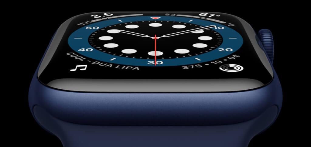 Die neue Apple Watch Series 6 bringt nicht nur neue Watch Faces unter watchOS 7 mit, sondern auch einen Blutsauerstoff-Sensor, der in nur 15 Sekunden des Sauerstoffgehalt des Blutes misst.