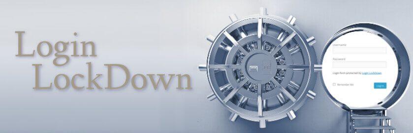 """Mit dem kostenlosen Plugin """"Login LockDown"""" lassen sich Brute-Force-Angriffe abwehren, bei den die bösen Jungs oder Mädels wild alle möglichen Passworte ausprobieren möchten."""