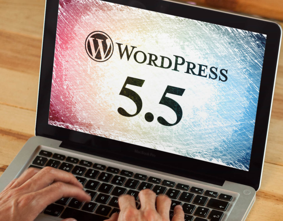 Probleme mit WordPress 5.5
