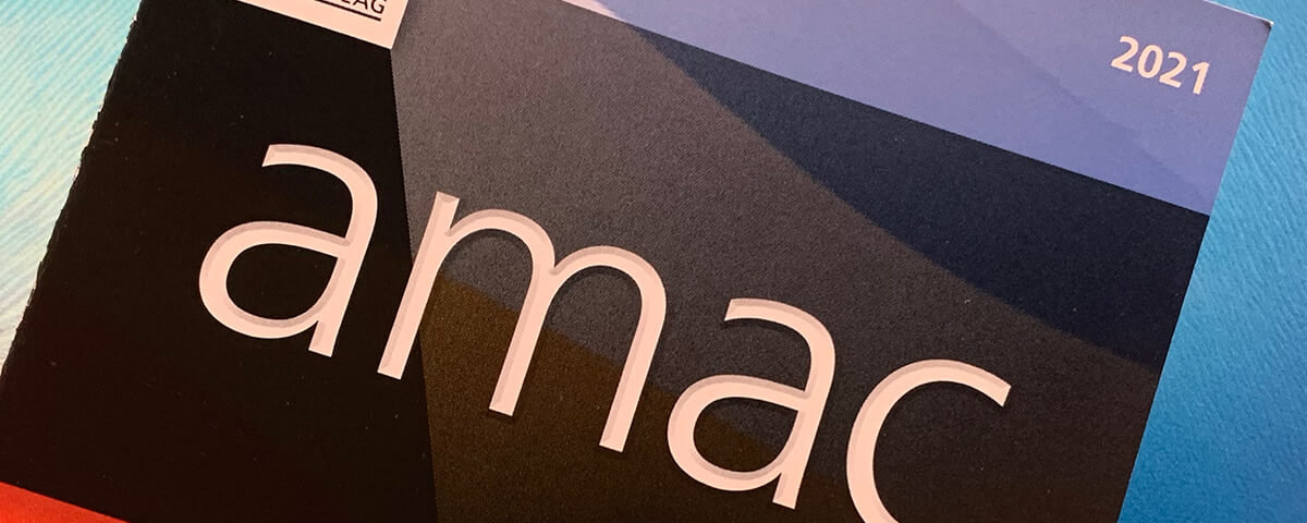 amac buch Verlagsprogramm 2021