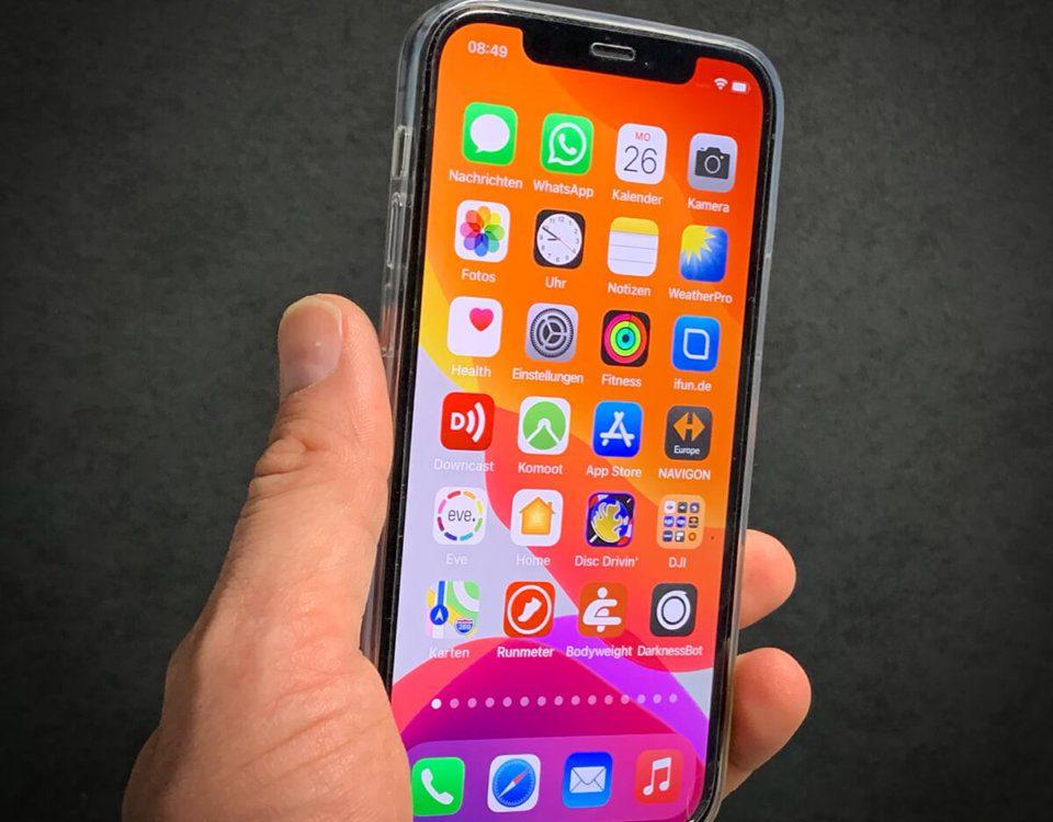 Im Test: Das Artwizz NoCase und SecondDisplay für das iPhone 12 Pro