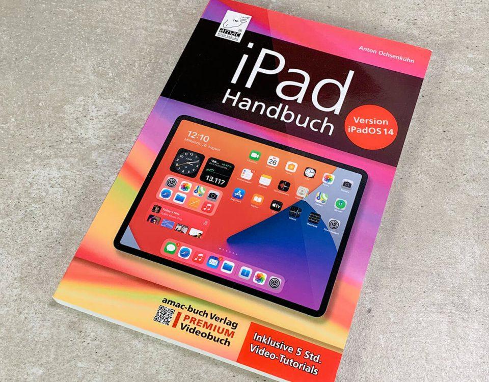 iPad Handbuch für iPadOS 14