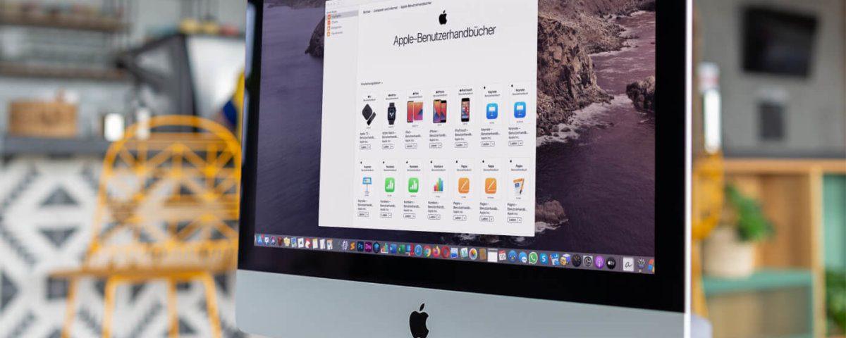 Kostenlos: das iPadOS 14 Handbuch von Apple