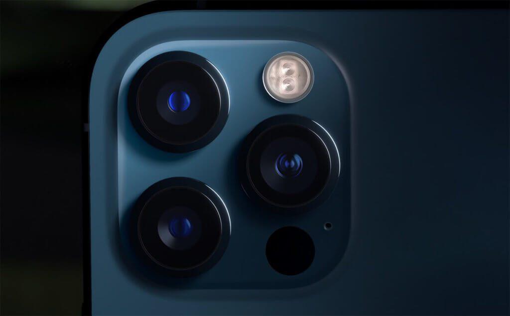 Die drei Kamerasysteme der Pro-Modelle bieten maximale Flexibilität beim Fotografieren (Foto: Apple).