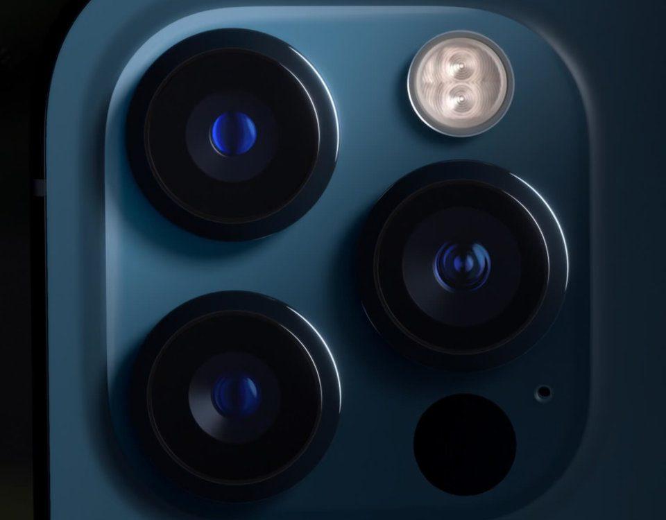 Kamera von iPhone 12 Pro und Pro Max im Vergleich