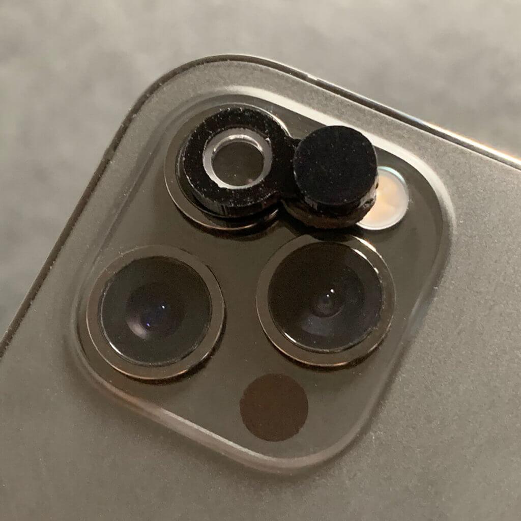 Im Test: Die LilScope Makrolinsen am iPhone 12 Pro
