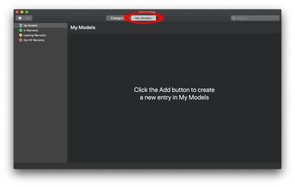 Die Mactracker App hilft euch dabei, die Übersicht über eure Geräte und deren Garantie-Status bei Apple zu behalten.