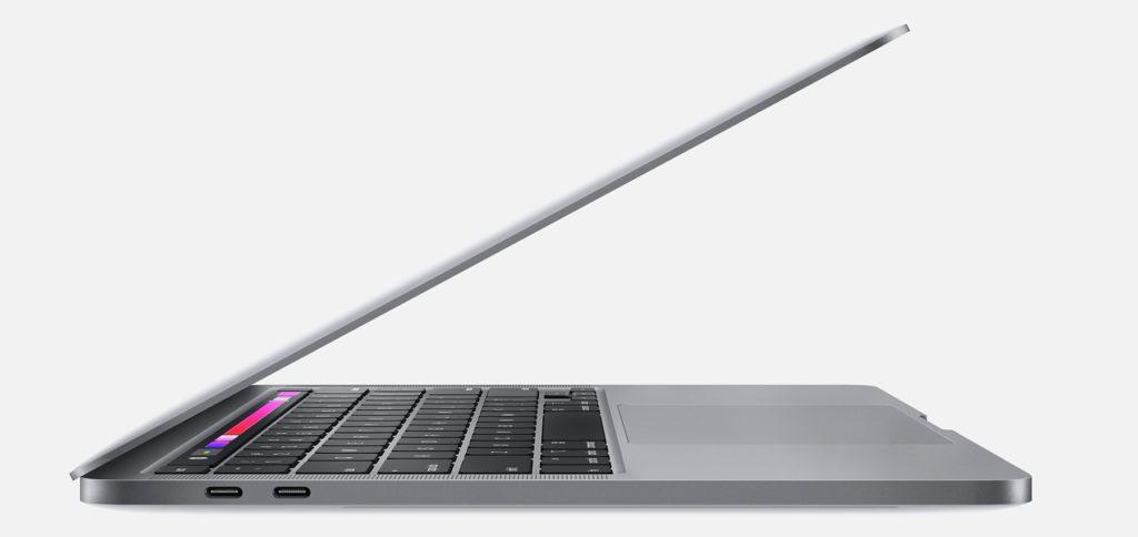 Das neue MacBook Pro (late 2020) mit 13,3-Display, M1 Chip von Apple und bis zu 20 Stunden Akkulaufzeit. Hier findet ihr technische Daten, Bilder, den Vergleich zum Intel-Modell und die Preise je nach Ausstattung von Arbeitsspeicher und SSD.