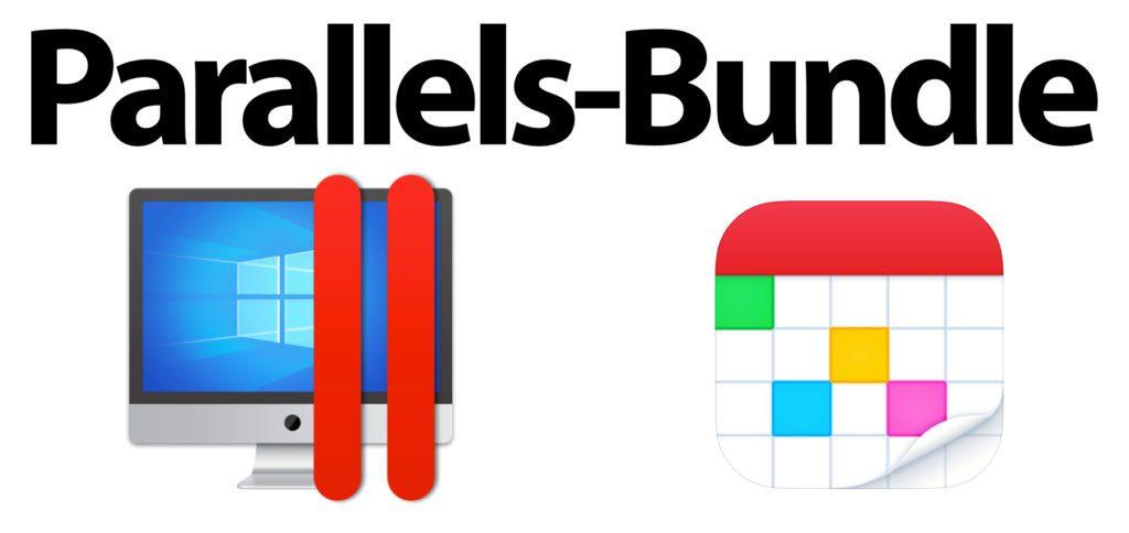 Im November 2020 bietet Parallels ein attraktives App-Bundle an: Parallels Desktop und gratis dazu Fantastical als eure neue Kalender-Lösung für Mac, iPhone, iPad und Apple Watch.