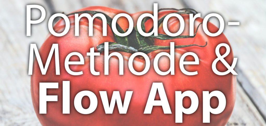 Die Pomodoro-Methode hilft beim Zeitmanagement und beim effizienten Arbeiten am Computer. Mit der Flow Mac App bekommt ihr einen darauf abgestimmten Timer.