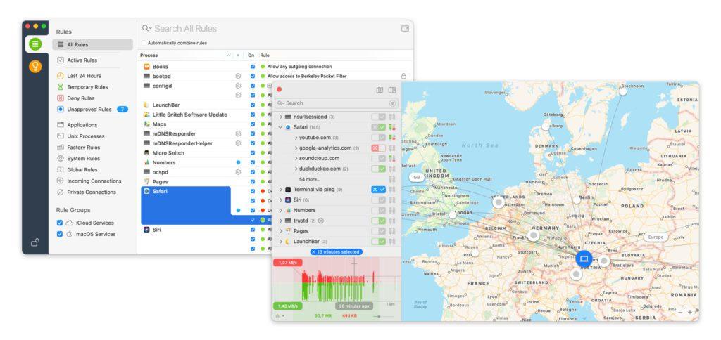 """Das Network Monitoring Tool """"Little Snitch"""" gibt es jetzt optimiert für macOS 11.0 Big Sur. Alle Informationen zu Little Snitch 5 findet ihr hier."""