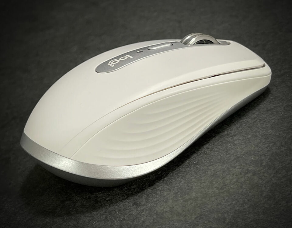 Im Test: Logitech MX Anywhere 3 for Mac