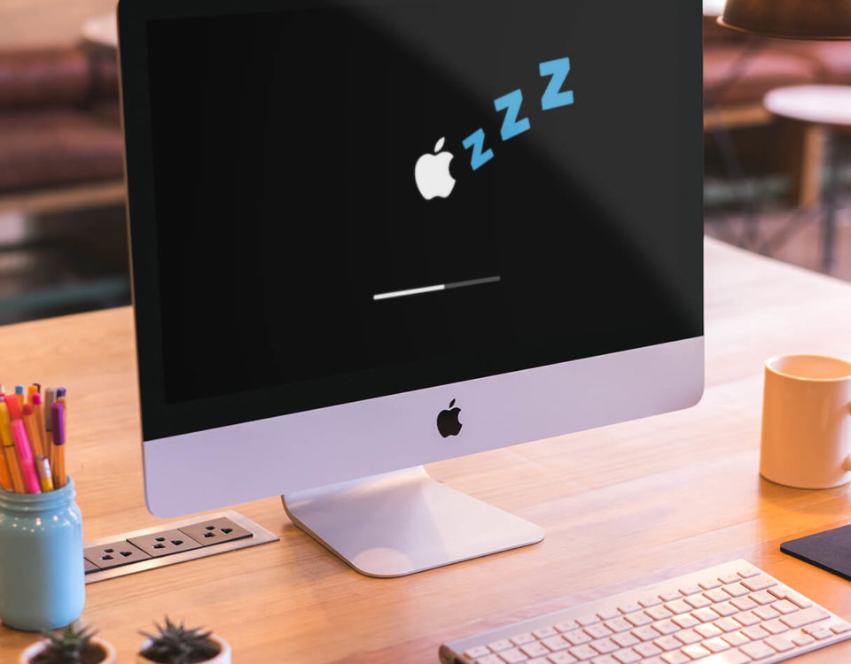 Tipps, wenn das Mac Update hängt