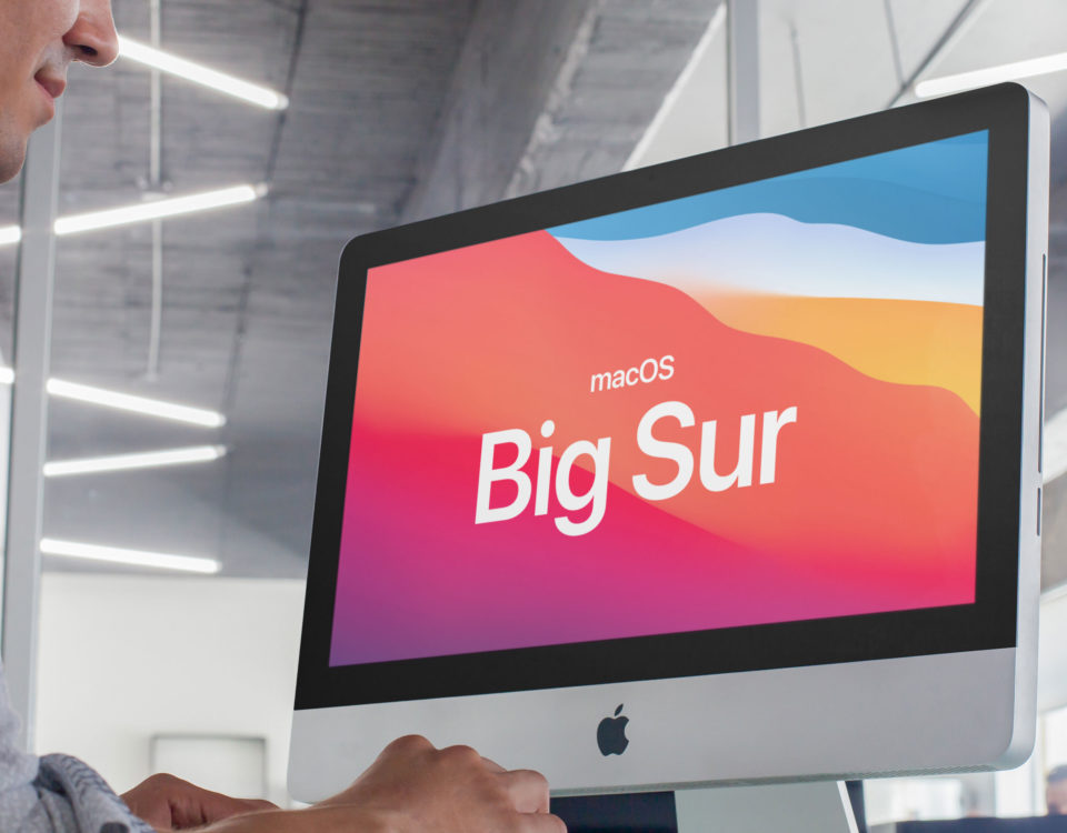 macOS Big Sur steht zum Download