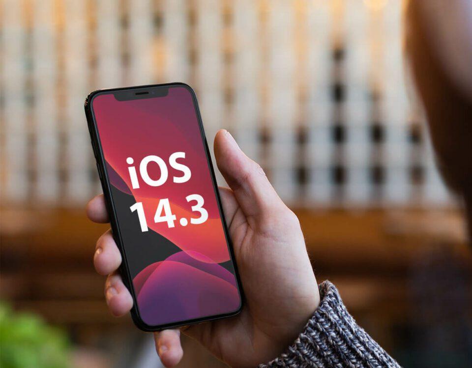 iOS 14.3 Update für iPhone und iPad verfügbar
