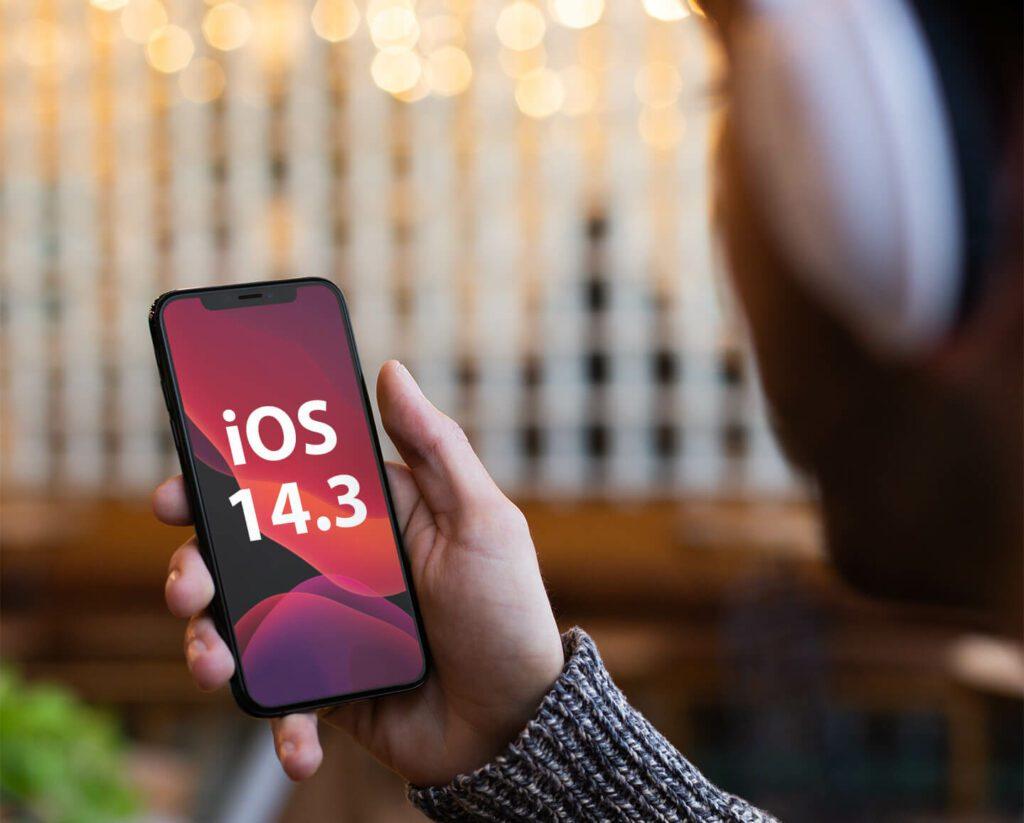 Mit iOS 14.3 erhalten iPhone und iPad Nutzer einige neue Features, die das Update lohnenswert machen.