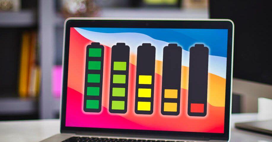 So bekommt man den Akku eines Apple Silicon MacBook Pro schnell leer