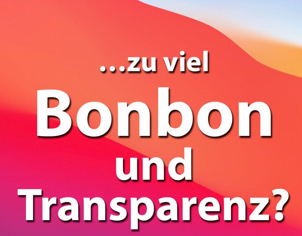 Zuviel Bonbon-Optik und Transparenz in macOS Big Sur? So kannst du es dir anpassen.