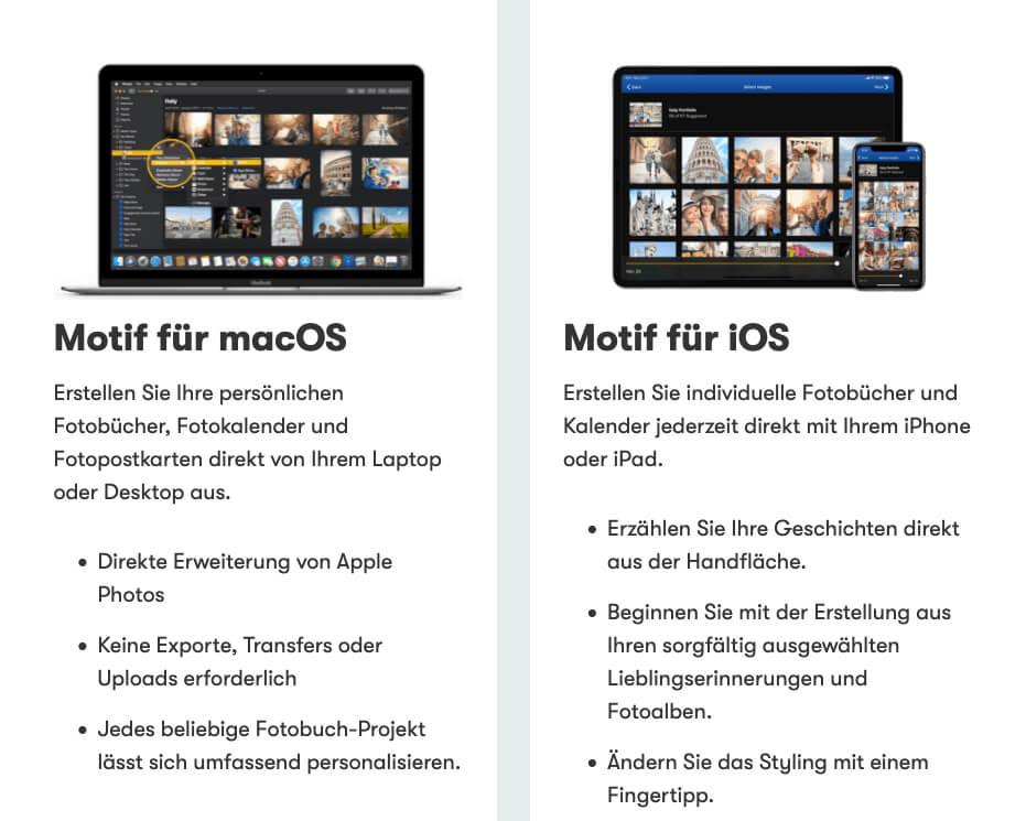 Nur für iPod und Apple Watch gibt es noch keine App –ich denke, das kann man verschmerzen. ;-)