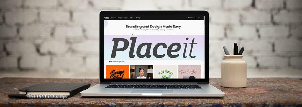Mit Placeit.net lassen sich Mockups, Logos und Grafiken erstellen – alles im Browser deiner Wahl.