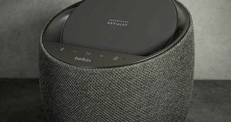 Belkin Soundform Elite vs. Apple HomePod im Vergleich
