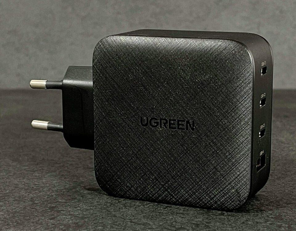 Im Test: Das Ugreen Multiport-USB-C-Ladegerät