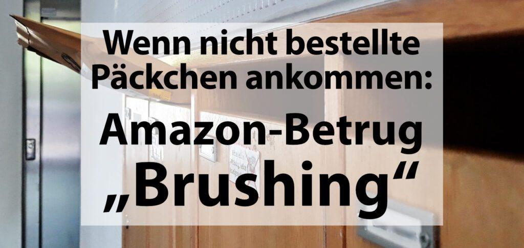 """Ich habe ein Amazon-Paket bekommen, das ich nicht bestellt habe – warum? Wer sich dies fragt, ist vielleicht unfreiwillig am Amazon-Betrug Brushing beteiligt. Damit werden gefälschte 5-Sterne-Rezensionen mit """"Verifizierter Kauf"""" dargestellt."""
