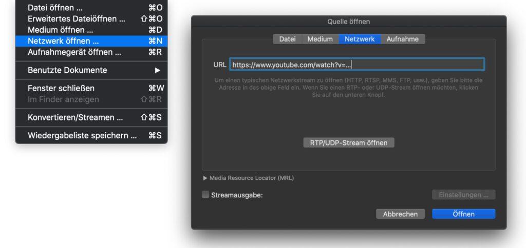 YouTube ohne Werbung im VLC Player streamen – über diese Menüs funktioniert es!