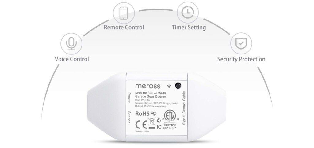 Den Meross HomeKit-Garagentoröffner bekommt ihr aktuell mit doppelter Ersparnis: aktiviert auf der Produktseite den Coupon, legt das Gerät in den Warenkorb und nutzt beim Bezahlen den aufgezeigten Gutschein-Code. Schon bezahlt ihr mehr als 12 Euro weniger.