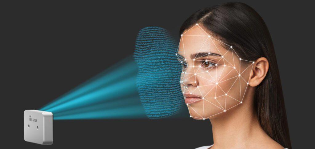 Gestern wurde Intel RealSense ID vorgestellt, eine lokal agierende Gesichtserkennung, die wie Face ID funktioniert – nur eben außerhalb des Apple-Kosmos'. Grafik: Intel