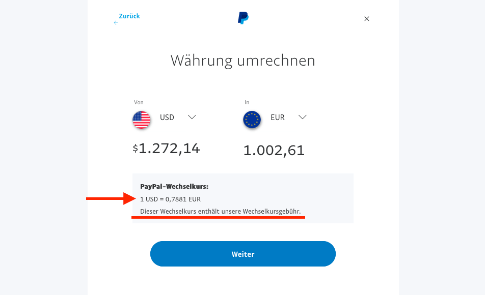 Paypal Screenshot 4
