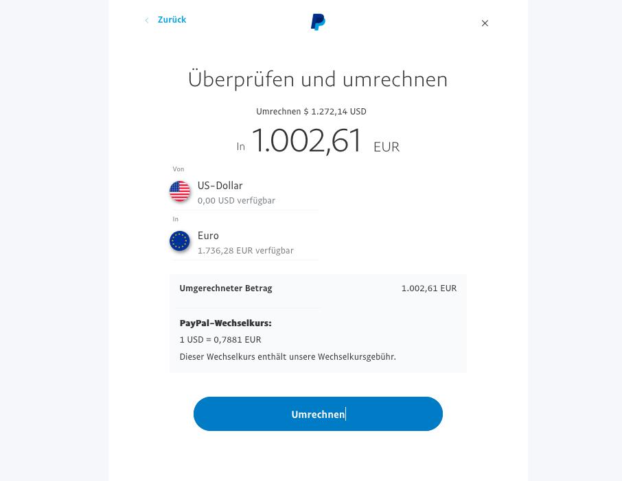 Paypal Screenshot 5