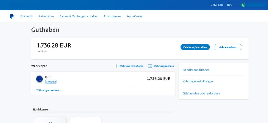 Paypal Screenshot 8