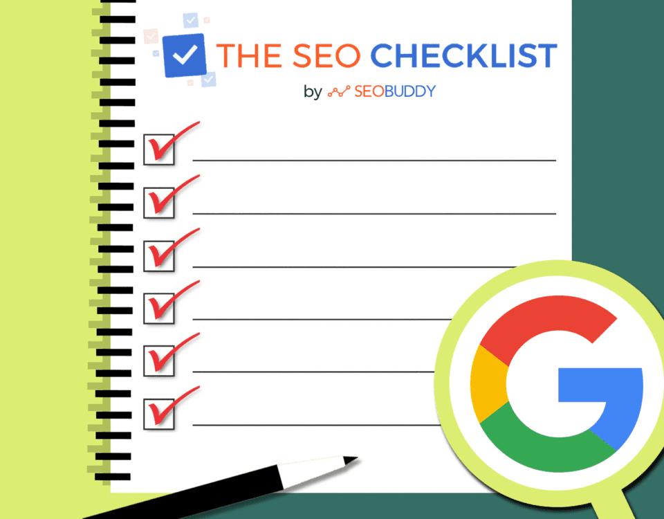 Gute SEO-Checkliste für die Suchmaschinenoptimierung