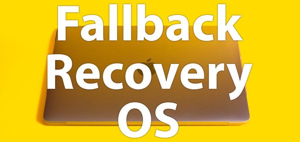 Mac im Fallback Recovery Mode booten –hier findet ihr die Anleitung und ein paar Details zum zweiten Wiederherstellungsmodus am Apple-Computer mit M1-Chip oder anderem Apple-Silicon-SoC. Mac mit Fallback Recovery OS starten