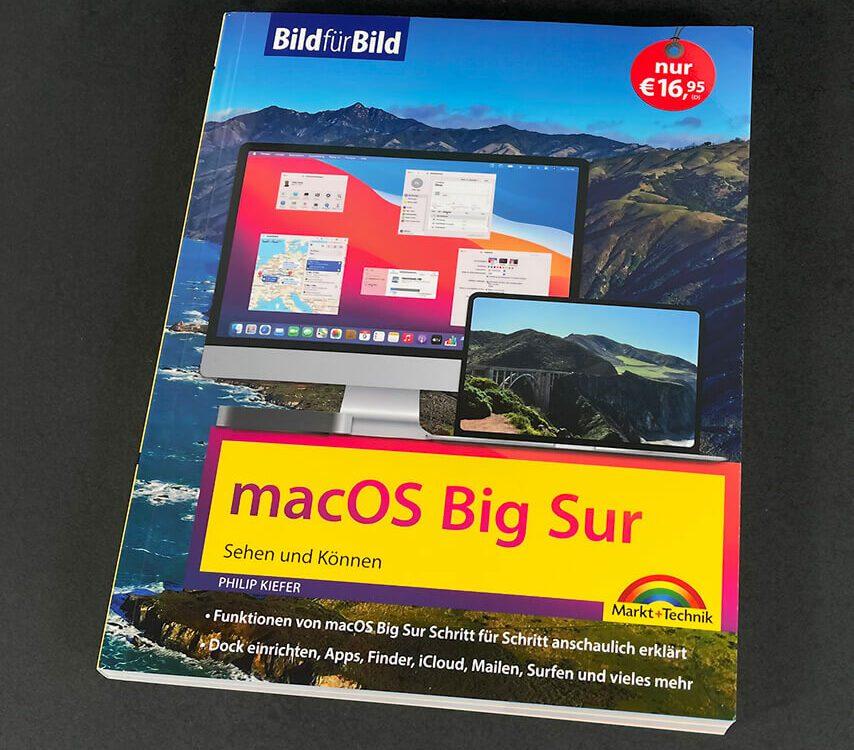 Buch-Tipp: macOS Big Sur Bild für Bild