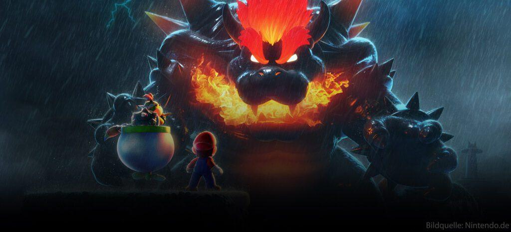Super Mario World 3D + Bowser's Fury ist das letzte Spiel, das im Rahmen des 35-Jahre-Jubiläums von Mario auf die Nintendo Switch kommt. Ab heute könnt ihr das Wii-Remake mit Zusatzinhalten kaufen.