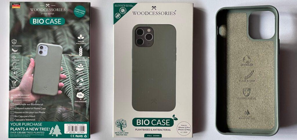 Das Woodcessories Bio Case fürs iPhone 12 (Pro) im Test. Hier findet ihr meine Erfahrungen mit der veganen, biologisch abbaubaren Handyhülle fürs Apple-Smartphone.