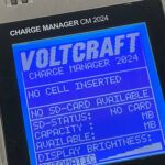 Voltcraft Charge Manager CM2024