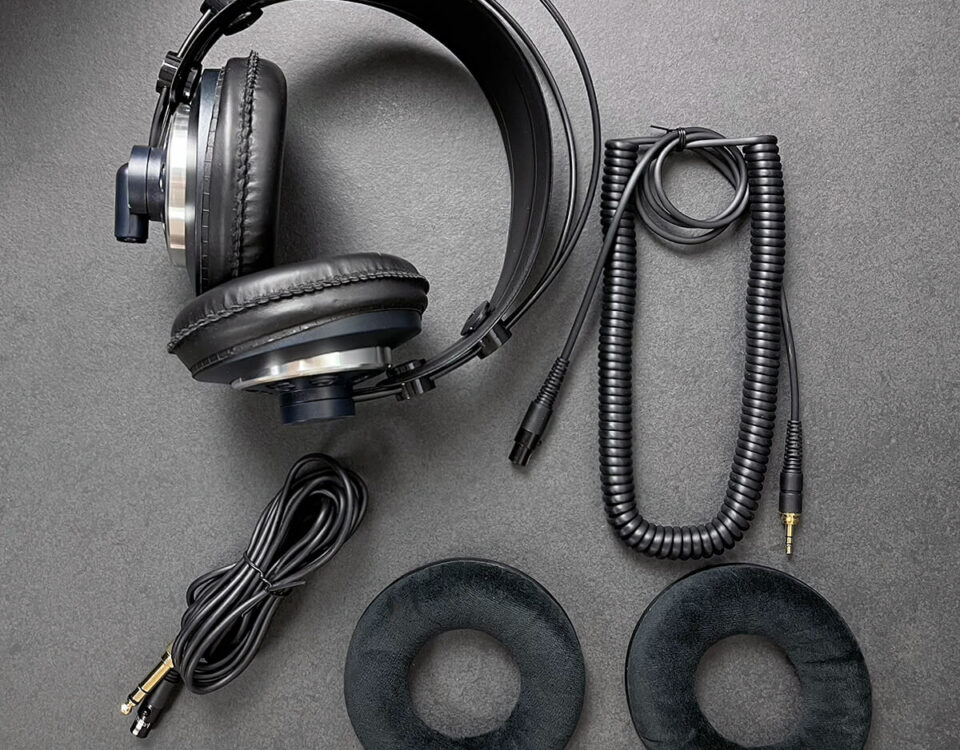 Im Test: AKG K240 MKII Studio-Kopfhörer