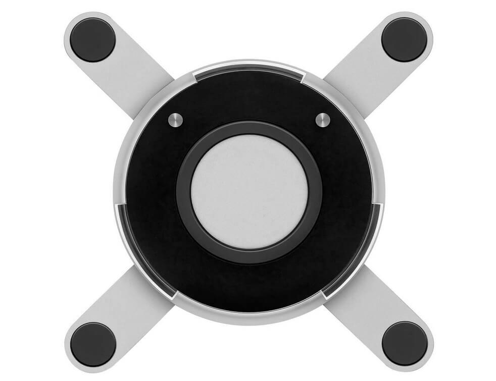 Mit dem VESA Mount Adapter von Apple lässt sich das Pro Display XDR an VESA Halterungen befestigen.
