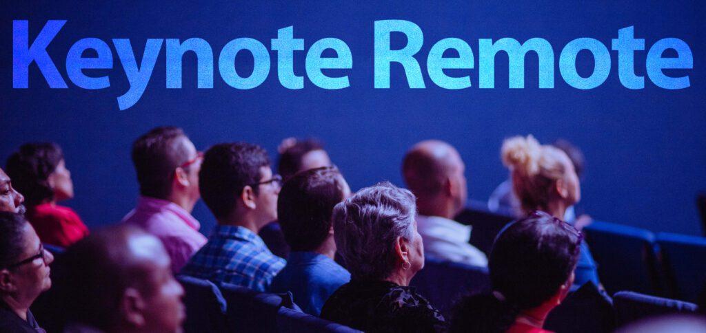 Mit Keynote Remote könnt ihr eine Mac-Präsentation übers iPhone steuern. Wie ihr euer Apple-Smartphone als Fernbedienung für den Computer nutzt, erfahrt ihr hier.