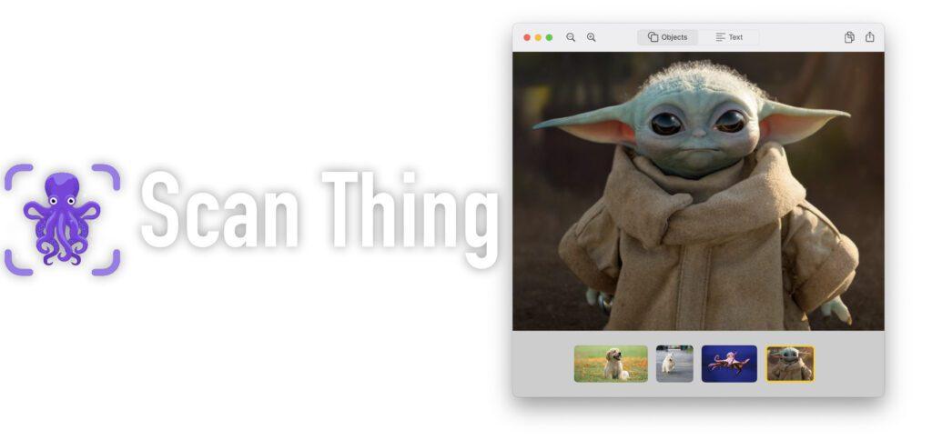 """Die beliebte iPhone- und iPad-App Scan Thing gibt es jetzt auch für den Mac. Hier findet ihr alle Infos zu """"Scan Thing: Scan Everything"""" für macOS."""