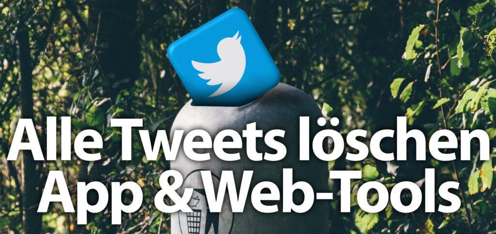 Alle Tweets löschen – Wenn ihr alle Einträge von eurem Twitter-Account entfernen wollt, findet ihr hier eine App und mehrere Web-Tools dafür.