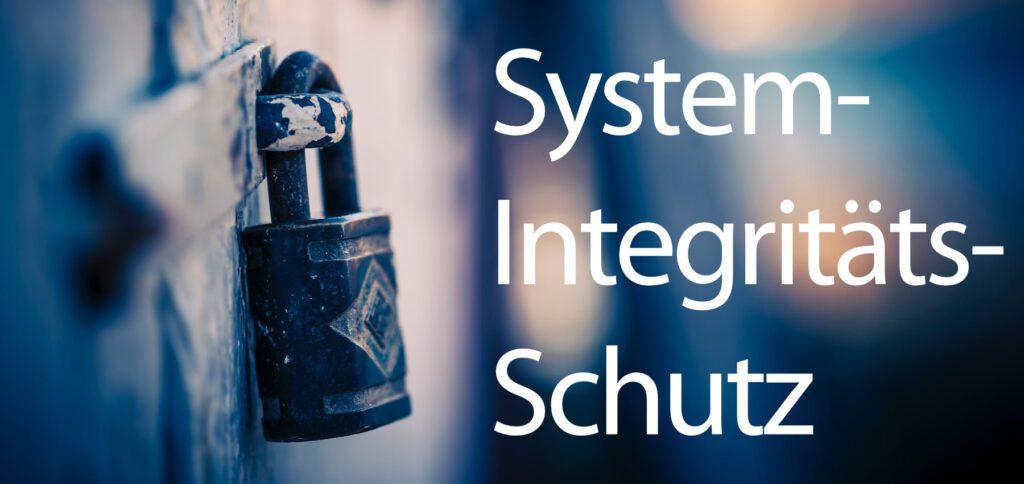 Der SIP (Systemintegritätsschutz) am Mac: Seit wann gibt es die Sicherheitstechnologie in OS X / macOS, was bewirkt sie und wie kann man den SIP deaktivieren? Hier findet ihr alle Details.