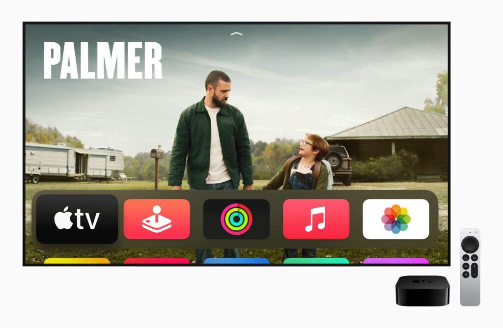 Filme und Serien streamen, Spiele aus Apple Arcade spielen, Musik hören, Live-TV mit hoher Bildwiederholrate und HDR gucken und vieles mehr ist mit dem neuen Apple TV 4K in der 2021-Version möglich.
