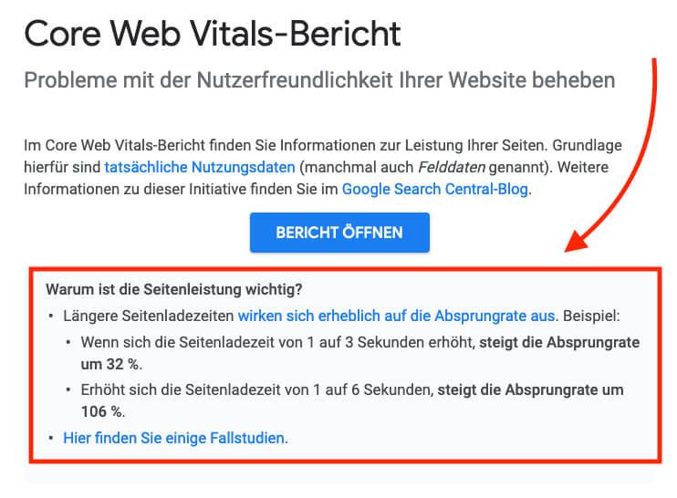 Warum die Google Core Web Vitals so wichtig für die zukünftige Optimierung einer WordPress-Webseite sind, erklärt auch Google selbst schon teilweise.