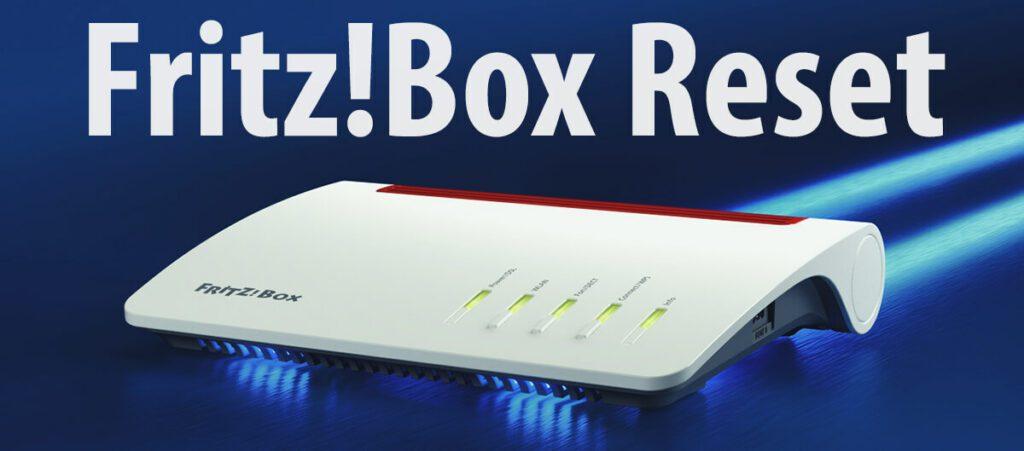 Einen Reset-Button gibt es bei den neueren FritzBox Modellen nicht mehr, aber man kann das Gerät über ein Telefon oder die Benutzeroberfläche zurücksetzen (Foto: AVM.de).