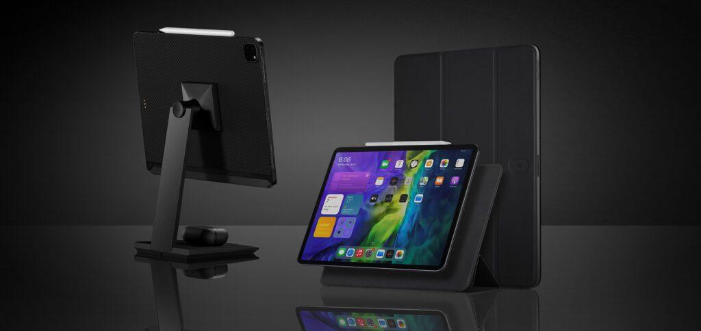 Mit dem unten aufgeführten Rabattcode sichert ihr euch bis zum 27. April 15% Preisnachlass auf ausgesuchte Pitaka-Produkte. Zudem wurde neues Zubehör für das iPad Pro angekündigt.